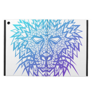 Heart of a Lion - iPad Air Case - White