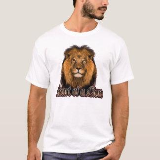 Heart of a Lion Men T-shirt