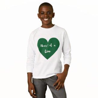 Heart of a Lion Shirt