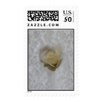 Heart of a Rose Postage