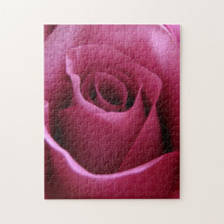 Heart of a Rose Jigsaw Puzzle