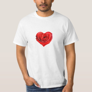 Heart of a rose T-Shirt