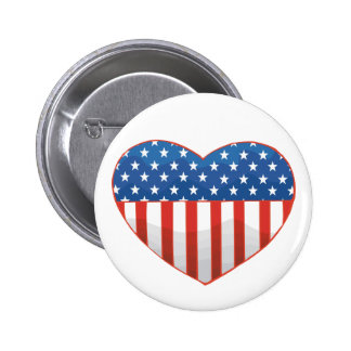 Heart Of America Buttons