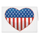 Heart Of America Greeting Cards