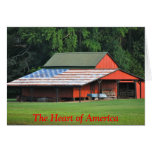 Heart of America, Note Card