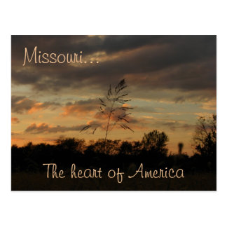 Heart of America Postcard