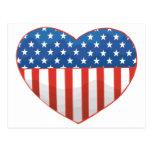 Heart Of America Postcard