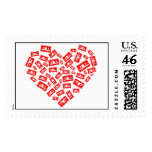 Heart of Cassettes Stamps