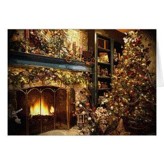 Heart of Christmas Card