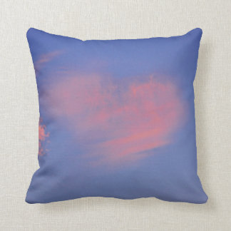 Heart of clouds -  American MoJo Pillow