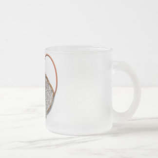 Heart of Dachshund Frosted Mug