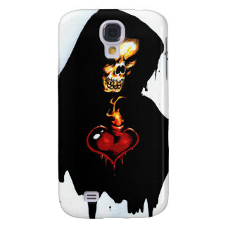 Heart Of Darkness Galaxy S4 Cases