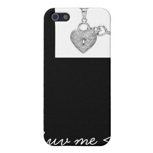 Heart of Dimands- Luv Me <3 Covers For iPhone 5