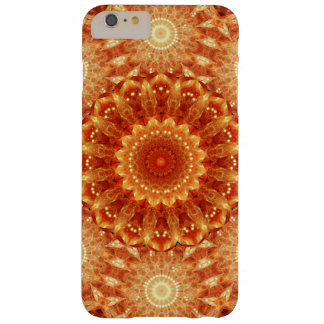 Heart of Fire Mandala Barely There iPhone 6 Plus Case