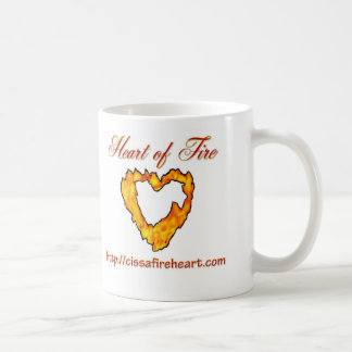 Heart of Fire Mug