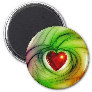 Heart Of Glass Magnet