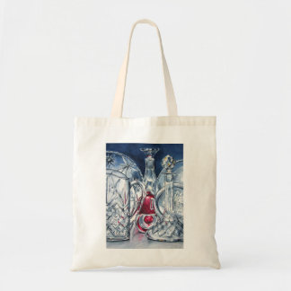 Heart of Glass Tote Bag