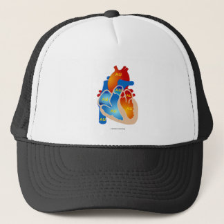 Heart Of Gold (Chemical Symbol AU) Trucker Hat