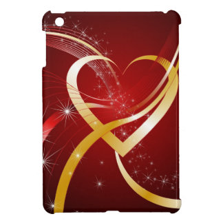 Heart Of Gold Cover For The iPad Mini