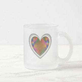 Heart of Gold Cups Mugs and Steins