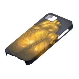 Heart Of Gold - iPhone 5 Protective Case iPhone 5 Covers
