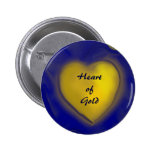 Heart of Gold pin