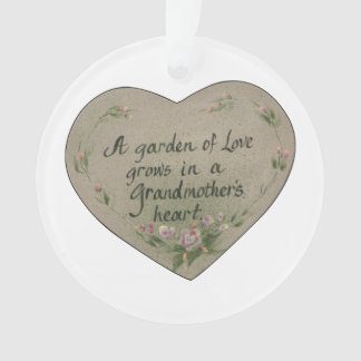 Heart of Grandmother Ornament