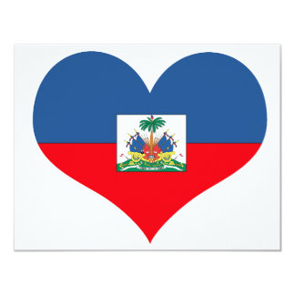 HEART OF HAITI PERSONALIZED ANNOUNCEMENTS