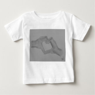 Heart Of Hands Baby T-Shirt