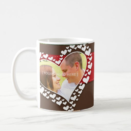 Heart of Hearts Classic White Coffee Mug