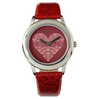 Heart of Hearts custom watches
