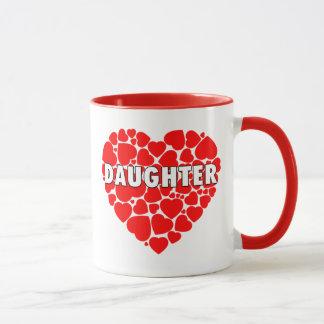 Heart of Hearts - Daughter Mug