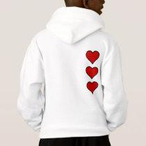 Heart of Hearts Hoodie