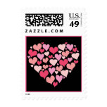 Heart of Hearts Love Postage