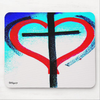 """Heart of Hearts"" Mouse Pad"