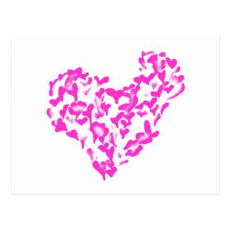 Heart of Hearts Postcard