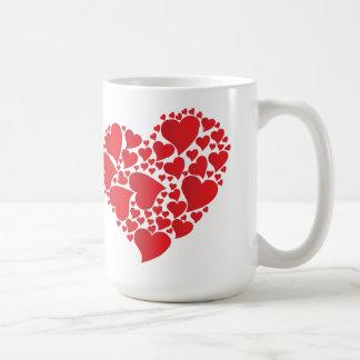Heart Of Hearts Valentine's Day Mug