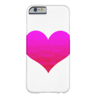 Heart of Hope Barely There iPhone 6 Case
