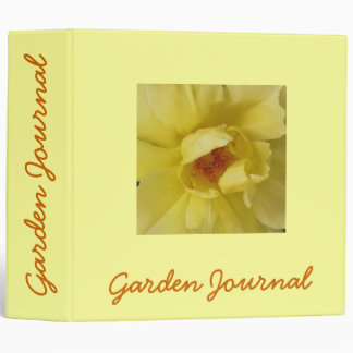 "Heart of Hope Garden Journal - Avery 2"" Binder"