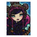 """""""Heart of Ice"""" Fairy Card"""