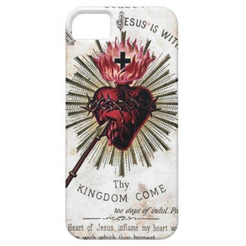 Heart Of Jesus Case_Mate Case