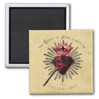 Heart Of Jesus Magnet