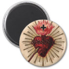 Heart of Jesus (small) Magnet