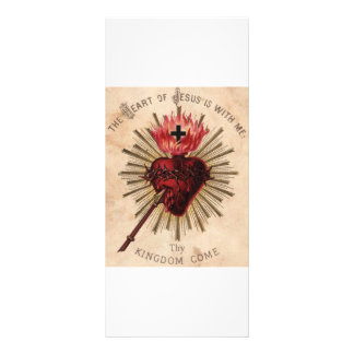 Heart of Jesus (small) Rack Card
