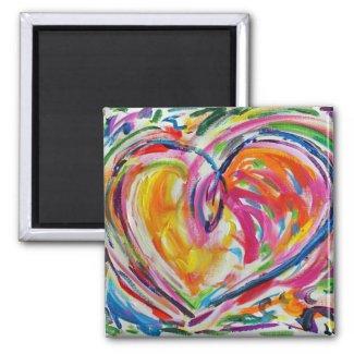 Heart of Joy Magnet