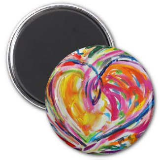 Heart of Joy Magnet