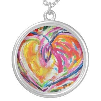 Heart of Joy Necklace