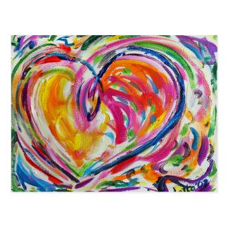 Heart of Joy Postcard