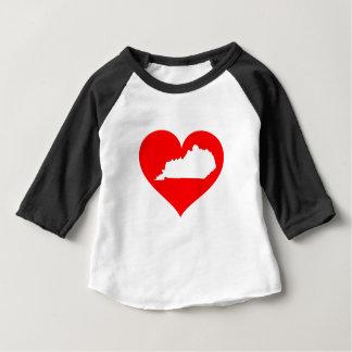 Heart of Kentucky Baby T-Shirt