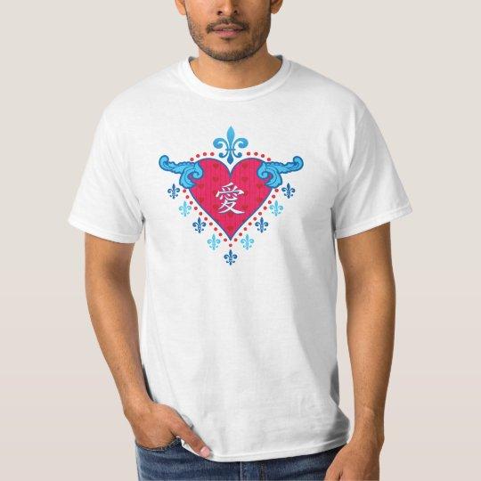 Heart of Love (Chinese) T-Shirt